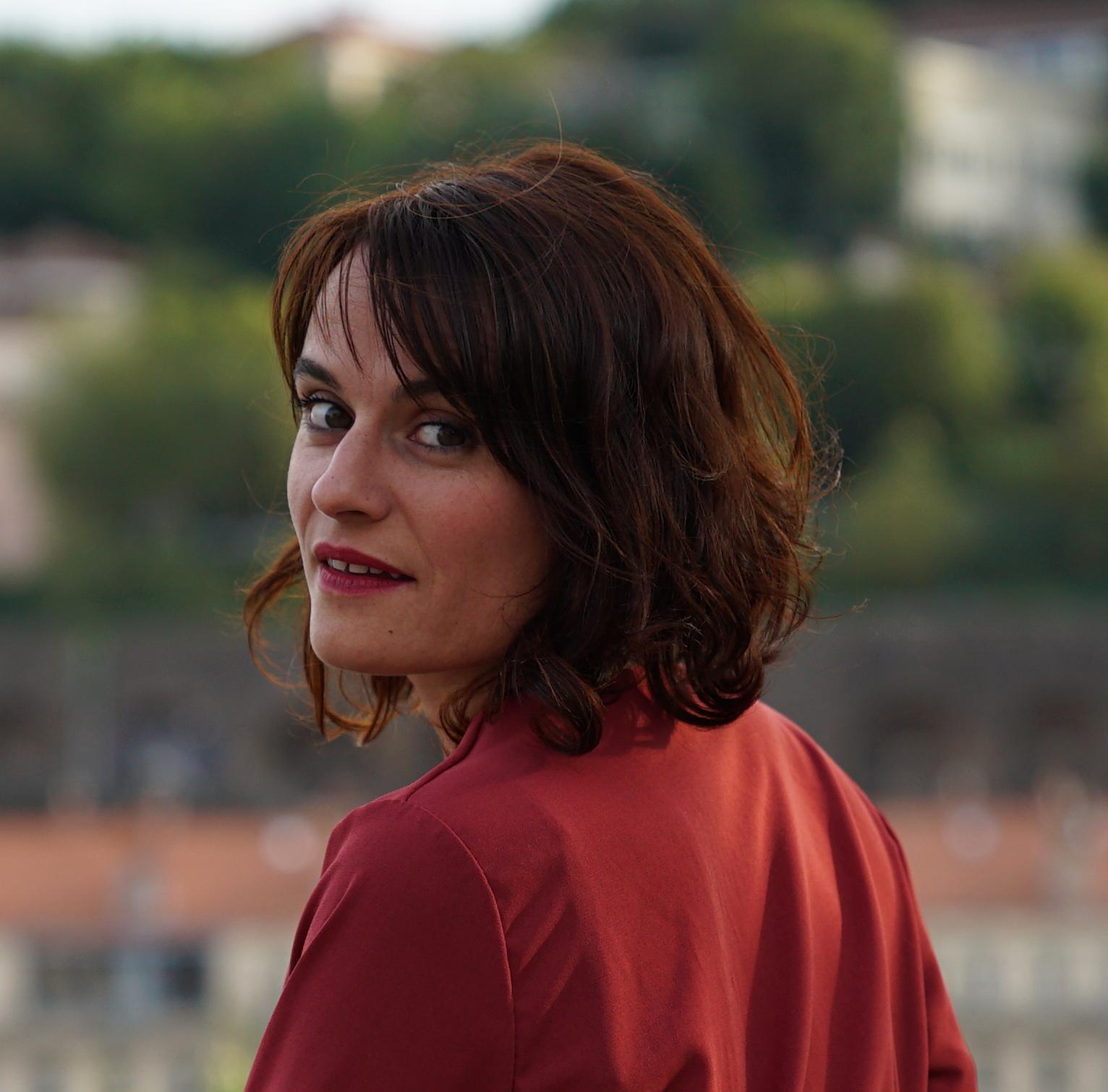 Portrait Alexandra BRIGNOLAS